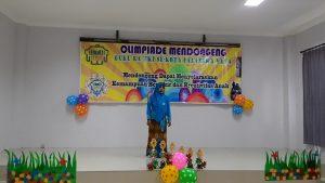 Prodi PGRA Gelar Olimpiade Mendongeng untuk Guru RA/TK Islam Se-Kota Palangka Raya