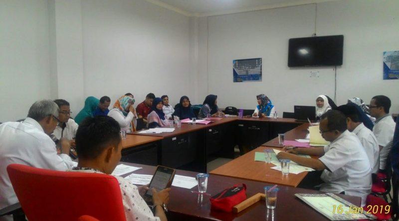 FTIK Adakan Rapat Program Kerja Tahun 2019