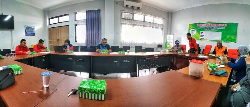 TU FTIK Adakah Rapat Internal dengan Rektorat