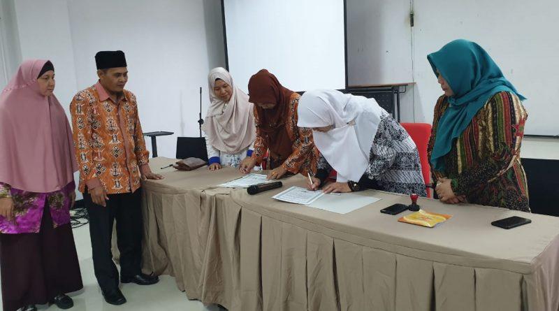 FTIK IAIN Palangka Raya Jalin MoU dan Student Exchange dengan IAIN Surakarta