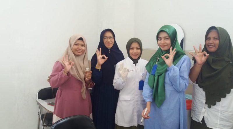FTIK Adakan Tes Urin untuk Mahasiswa