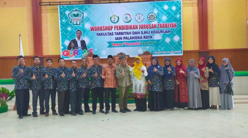 Jurusan Tarbiyah Adakan Workshop Pendidikan