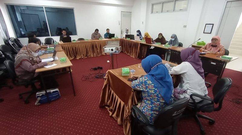 FTIK Adakan Pelatihan Jurnalistik dan Pengelolaan Website